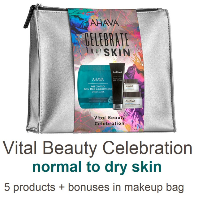 AHAVA Normal to Dry kit