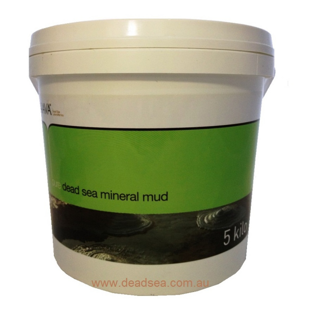 5kg pure Dead Sea Mud - Ahava
