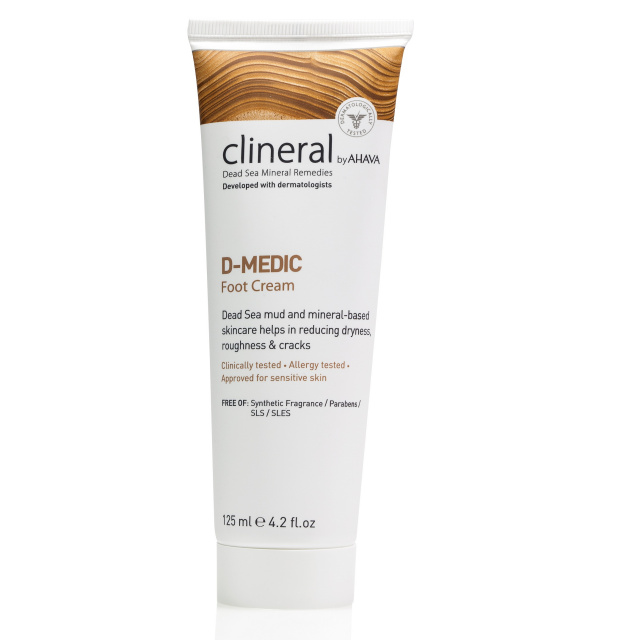 Dmedic Foot Cream  deadsea.com.au