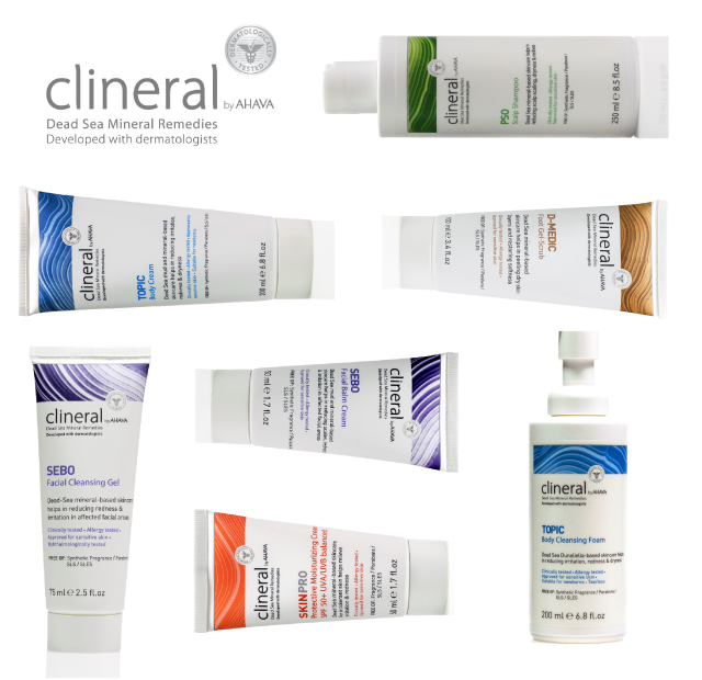 Click her for Clineral products