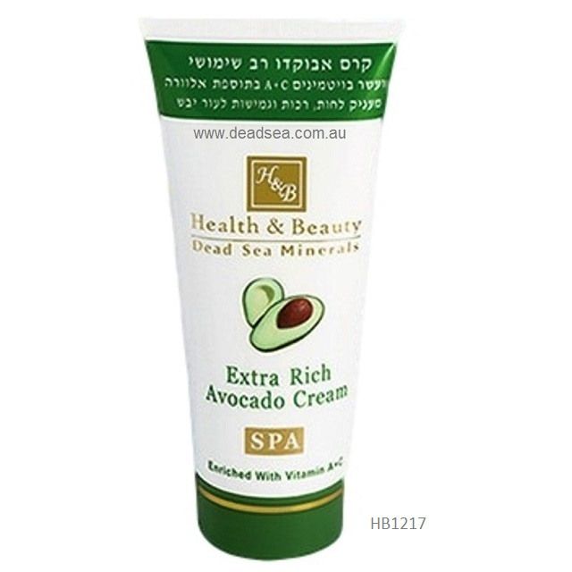 H&B Extra Rich Avocado Cream