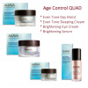 AHAVA Age Control Quad Set - Day, Night, Eye Creams & Serum