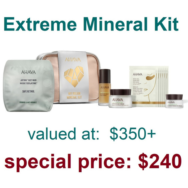 My Dream mineral Extreme kit