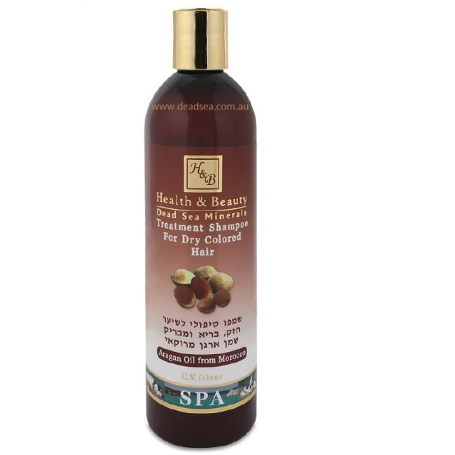 330 H&B Argan Oil Treatment Shampoo  400ml