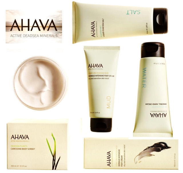 Click here for Ahava products