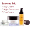 AHAVA Extreme Trio - Day Cream, Night Treatment, Eye Cream