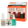 Nail Recovery Kit - (base coat, strenthener 2 & Renew)